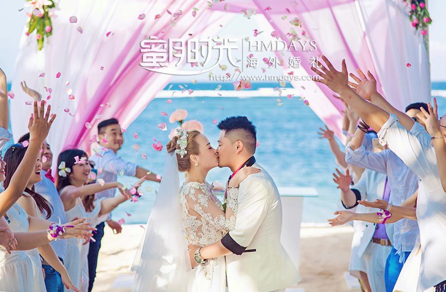 威斯汀沙滩婚礼|巴厘岛婚礼场地|海外婚礼