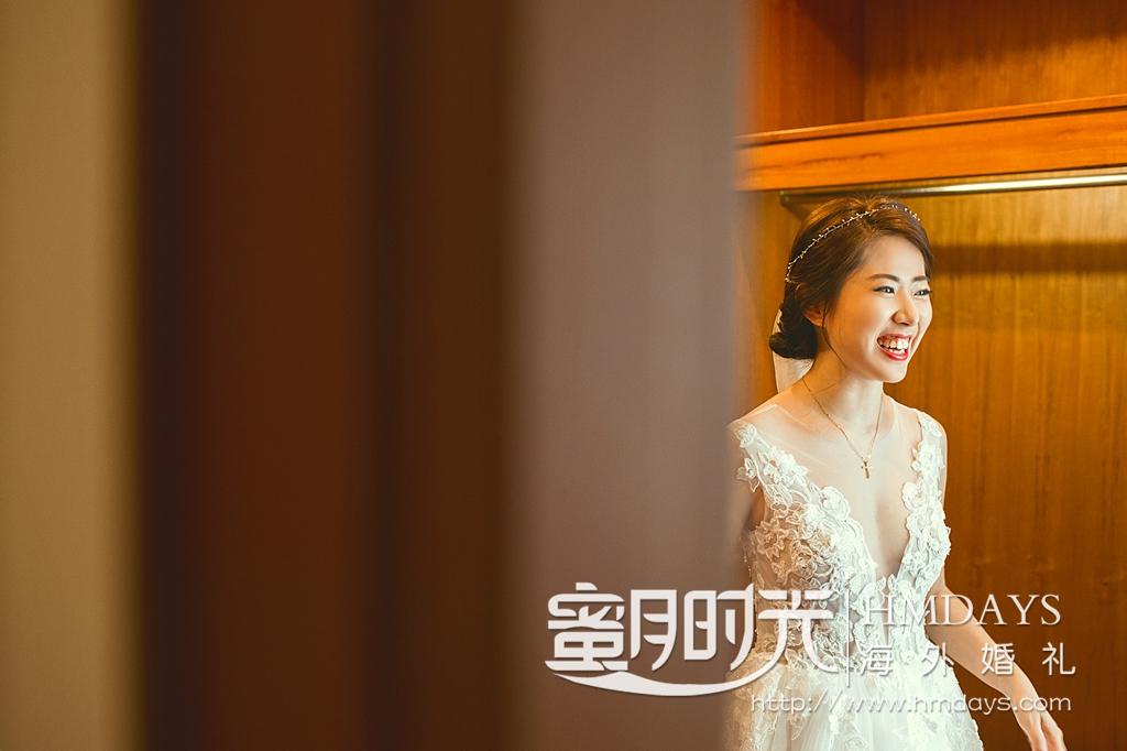 泰国普吉岛拉古娜教堂婚礼||海外婚礼