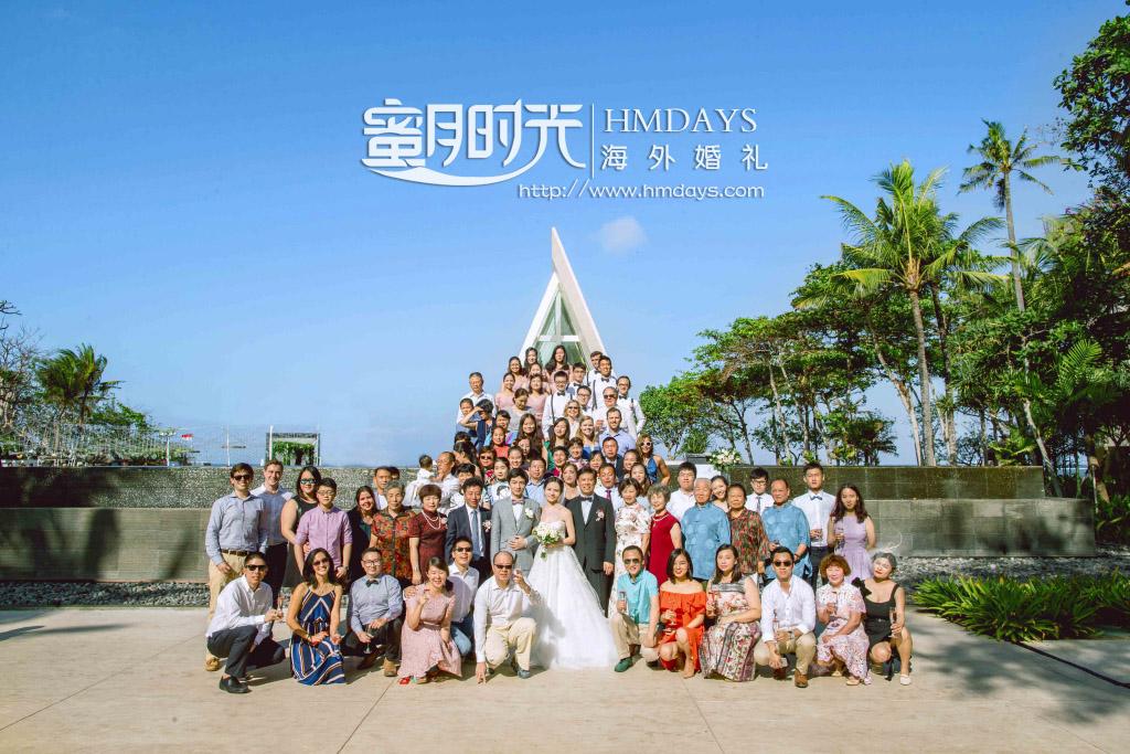 无限教堂婚礼(升级布置)+升级晚宴|海外婚礼|海外婚纱摄影|照片