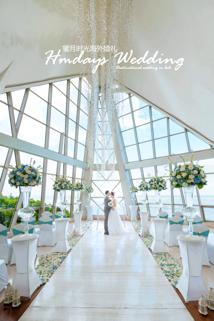 巴厘岛珍珠教堂婚礼客片|海外婚礼|海外婚纱摄影|照片