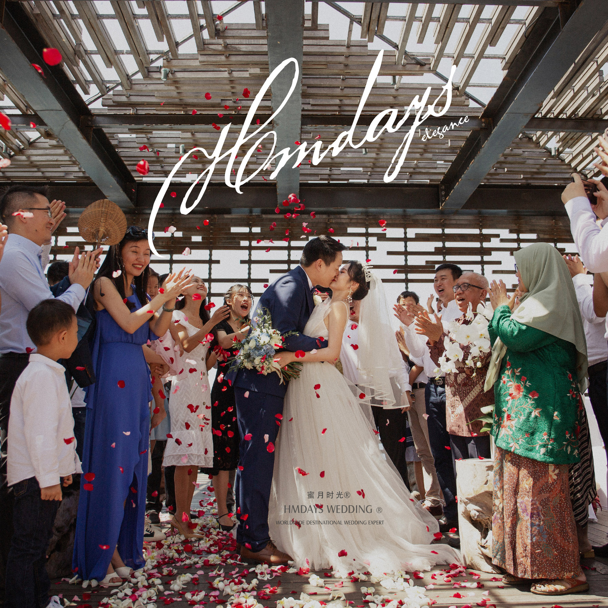 巴厘岛阿丽拉教堂婚礼|海外婚礼|海外婚纱摄影|照片