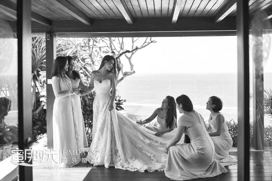 巴厘岛乌干沙别墅高端定制海外婚礼|海外婚礼|海外婚纱摄影|照片