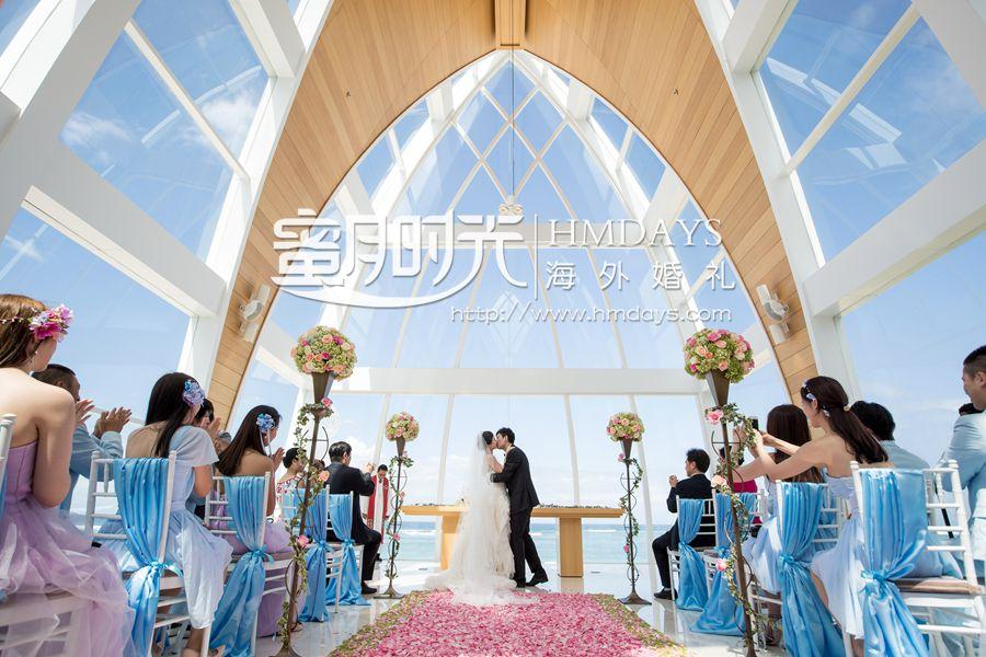 丽思卡尔顿教堂婚礼和晚宴 丽兹卡尔顿教堂婚礼 海外婚礼