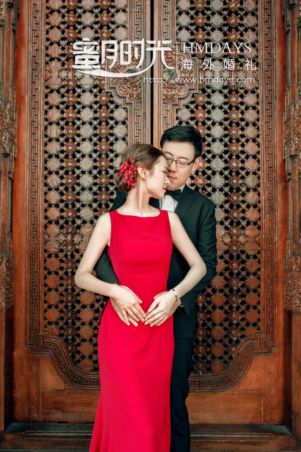 水之教堂婚礼+次日全天外景|海外婚礼|海外婚纱摄影|照片