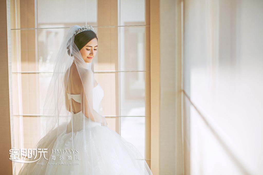 巴厘岛丽思卡尔顿教堂海外婚礼|低头那一瞬间_另一个角度的美_-海外教堂婚礼|海外婚礼