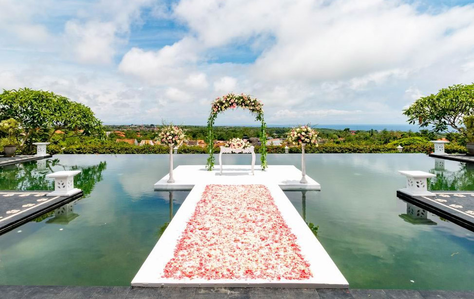 巴厘岛艾瑞斯婚礼