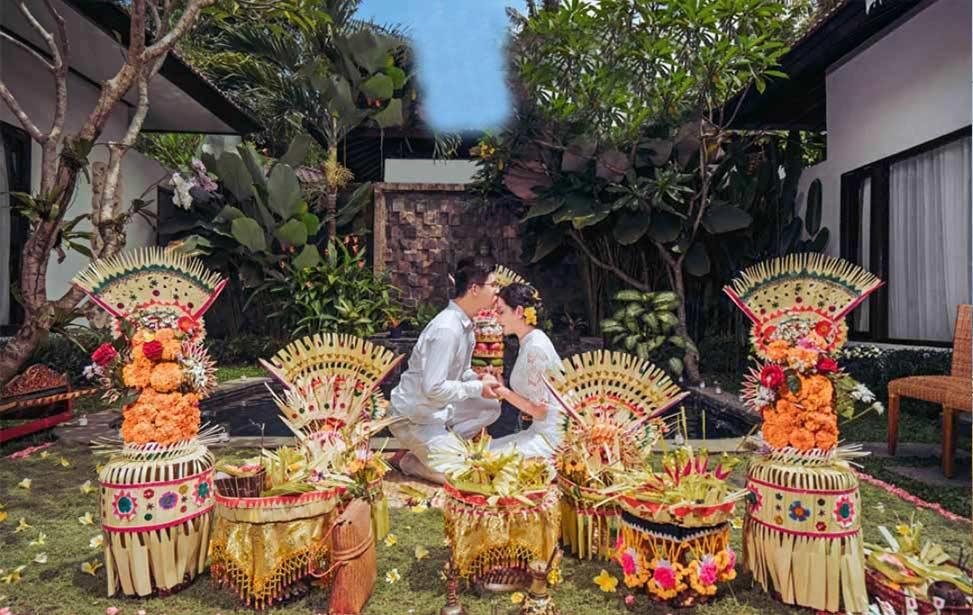 巴厘岛传统大婚仪式婚礼 巴厘岛传统大婚仪式婚礼 BALI TRADITION CEREMONEY