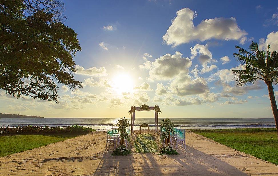 INTERCONTINETIAL|巴厘岛洲际酒店沙滩婚礼|巴厘岛婚礼|海外婚礼|蜜月时光