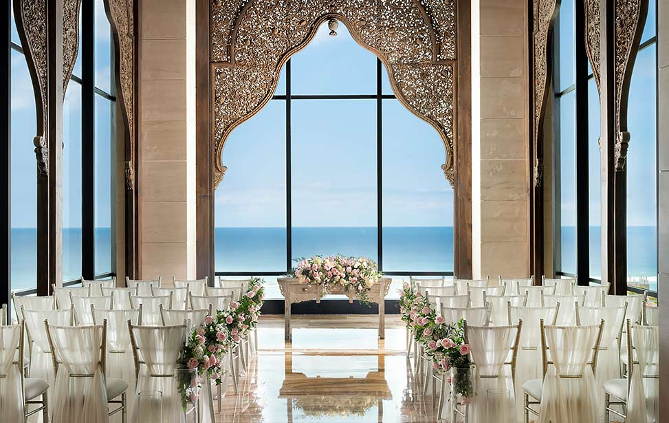 KEMPINSKI CLIFF|巴厘岛凯宾斯基空中教堂|巴厘岛婚礼|海外婚礼|蜜月时光