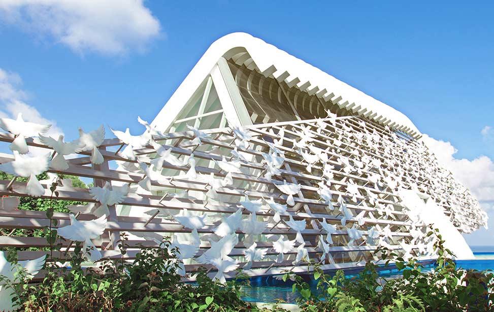 DOVE CHAPEL|巴厘岛白鸽教堂婚礼|巴厘岛婚礼|海外婚礼|蜜月时光