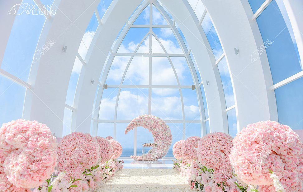 DREAM CHAPEL|巴厘岛梦幻教堂婚礼|巴厘岛婚礼|海外婚礼|蜜月时光
