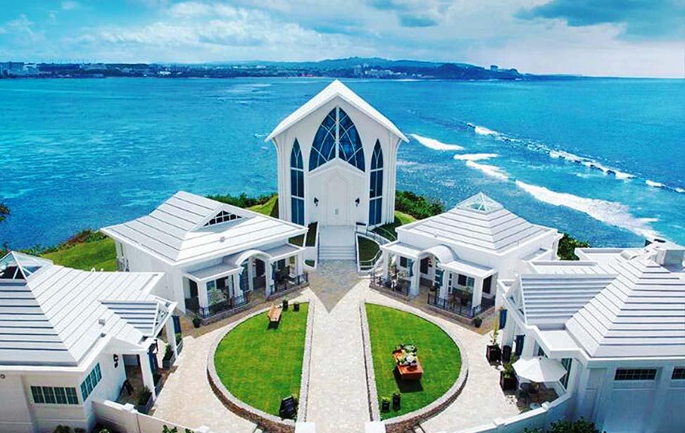 CRYSTAL|关岛水晶教堂婚礼|巴厘岛婚礼|海外婚礼|蜜月时光