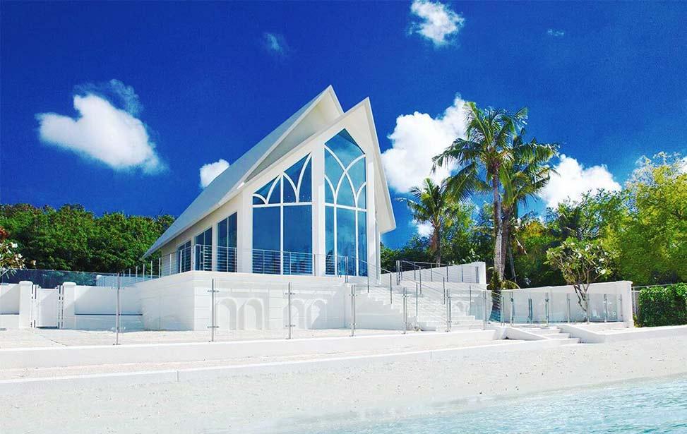 JEWEL|关岛璀璨教堂婚礼|巴厘岛婚礼|海外婚礼|蜜月时光