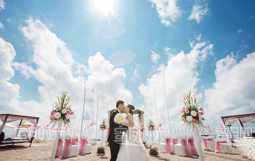 MIRAGE BEACH|巴厘岛美乐滋沙滩婚礼|巴厘岛婚礼|海外婚礼|蜜月时光