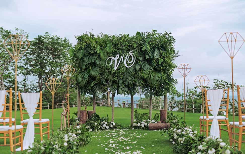 TIME FOREST LAWN|巴厘岛时光森林海景草坪婚礼|巴厘岛婚礼|海外婚礼|蜜月时光
