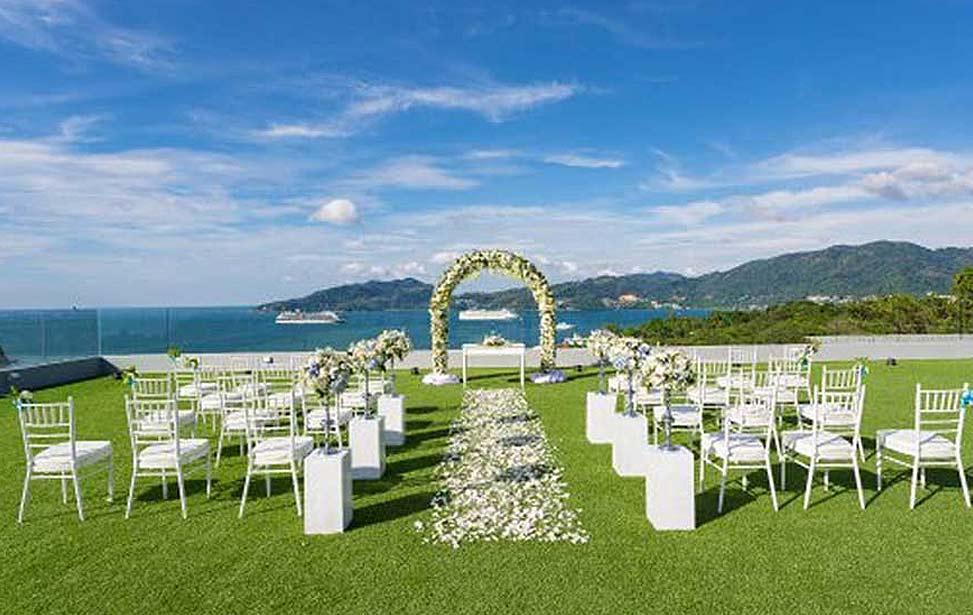 CREST PHUKET|普吉岛克雷斯特草坪婚礼|巴厘岛婚礼|海外婚礼|蜜月时光