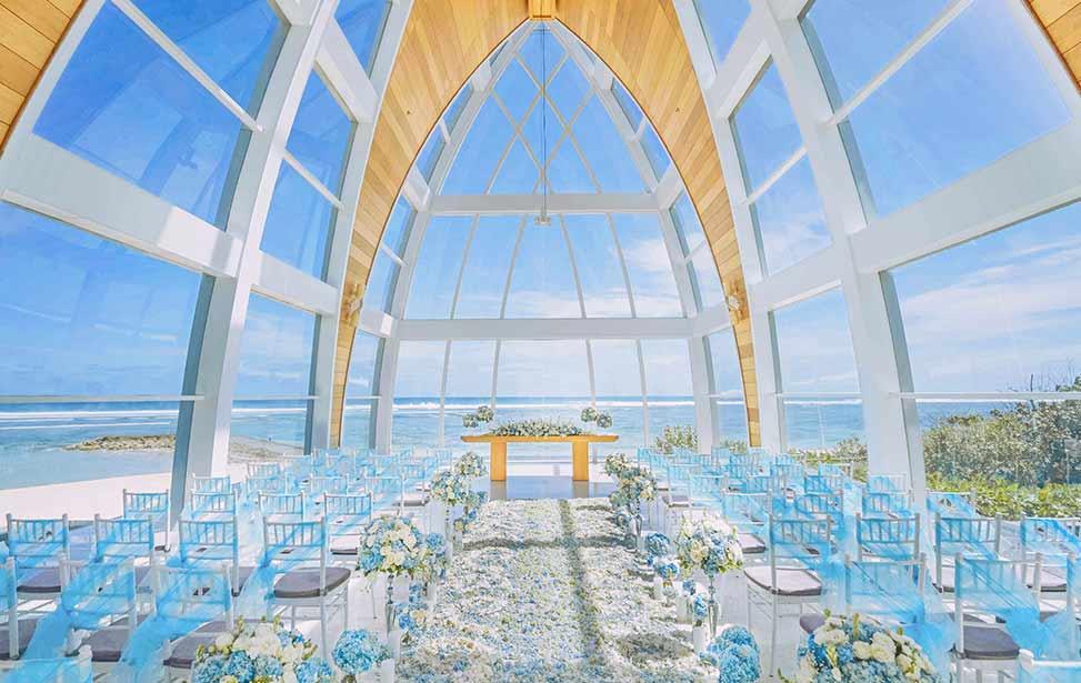 RITZ CARLTON|巴厘岛丽思卡尔顿教堂婚礼|巴厘岛婚礼|海外婚礼|蜜月时光