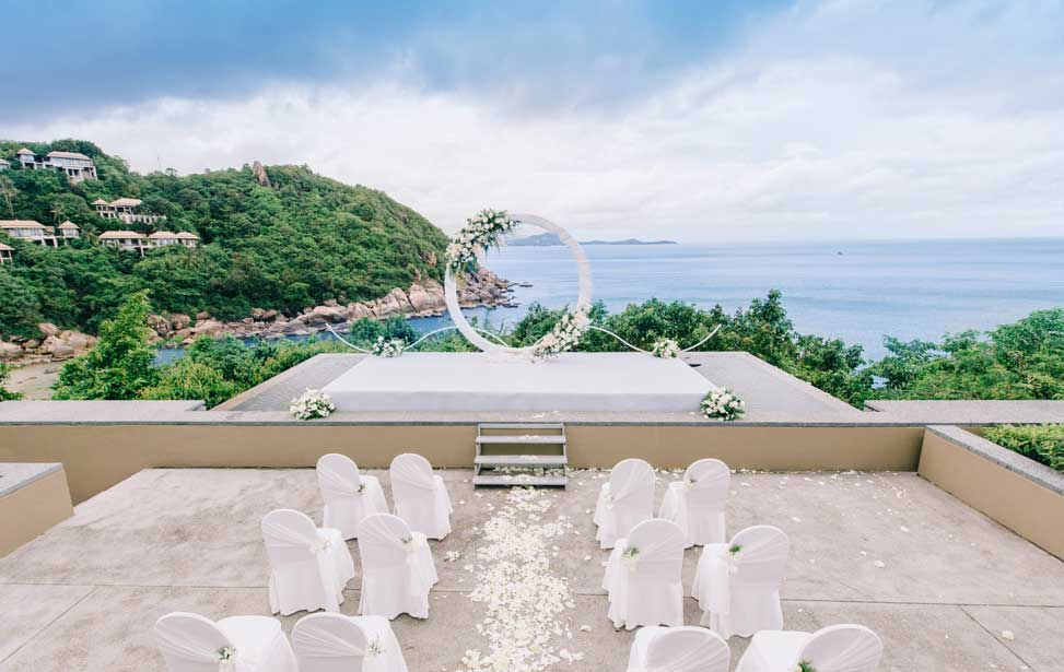 BANYAN TREE|苏梅岛悦榕庄婚礼|巴厘岛婚礼|海外婚礼|蜜月时光