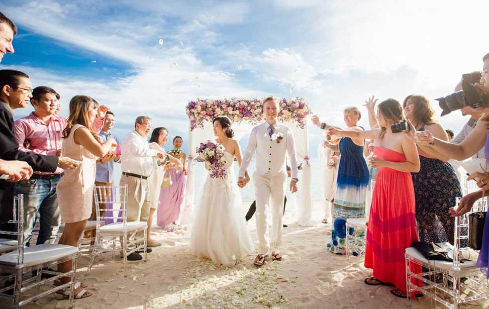 泰国苏梅岛万丽婚礼|苏梅岛婚礼|泰国婚礼 苏梅岛万丽婚礼 RENAISSANCE KOH SAMUI