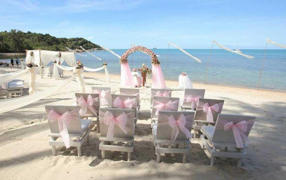 泰国苏梅岛萨拉婚礼|苏梅岛婚礼|泰国婚礼 苏梅岛萨拉婚礼 SALA KOH SAMUI