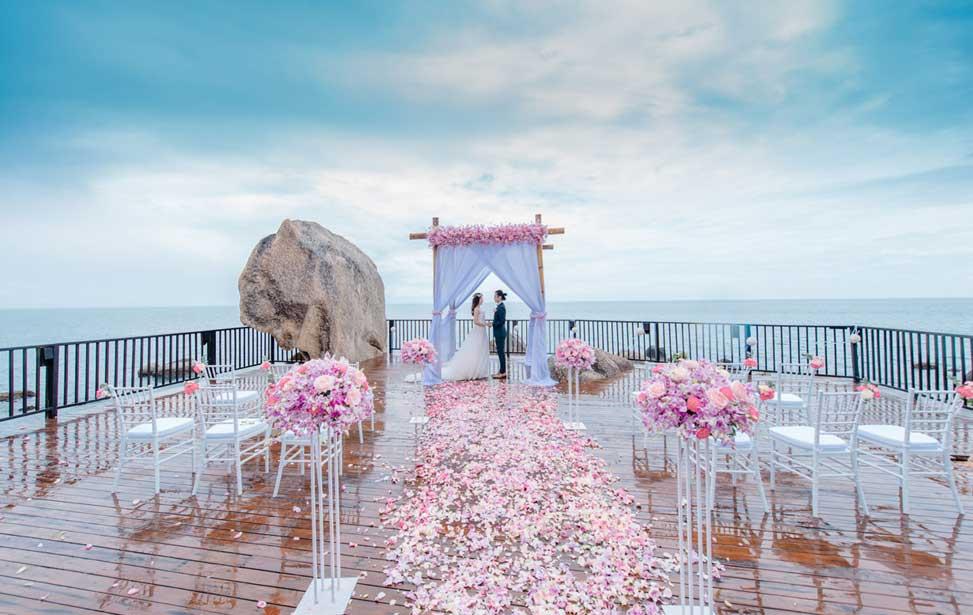 泰国苏梅岛思拉瓦迪婚礼|苏梅岛婚礼|泰国婚礼 苏梅岛思拉瓦迪婚礼 SILAVADI KOH SAMUI
