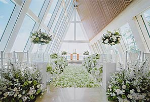 AQUA PATH|海外婚礼定制中高端布置案例|巴厘岛婚礼布置定制案例