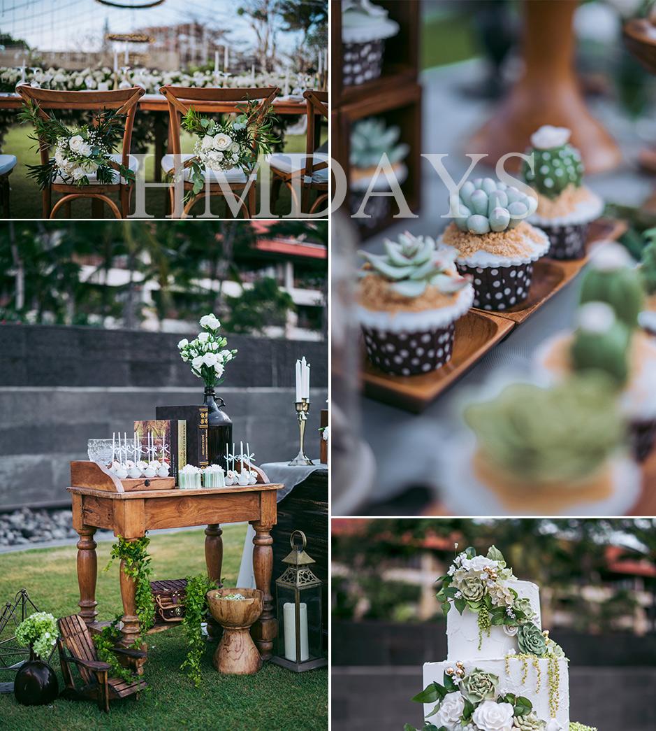 婚礼晚宴布置案例|海外婚礼定制中高端布置案例|巴厘岛婚礼布置定制案例