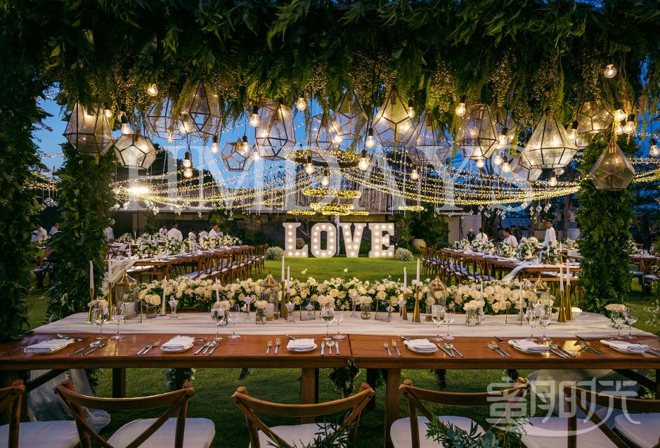 |海外婚礼定制中高端布置案例|巴厘岛婚礼布置定制案例