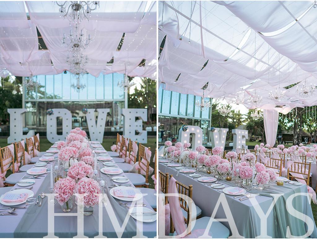 巴厘岛婚礼布置策划|海外婚礼定制中高端布置案例|巴厘岛婚礼布置定制案例