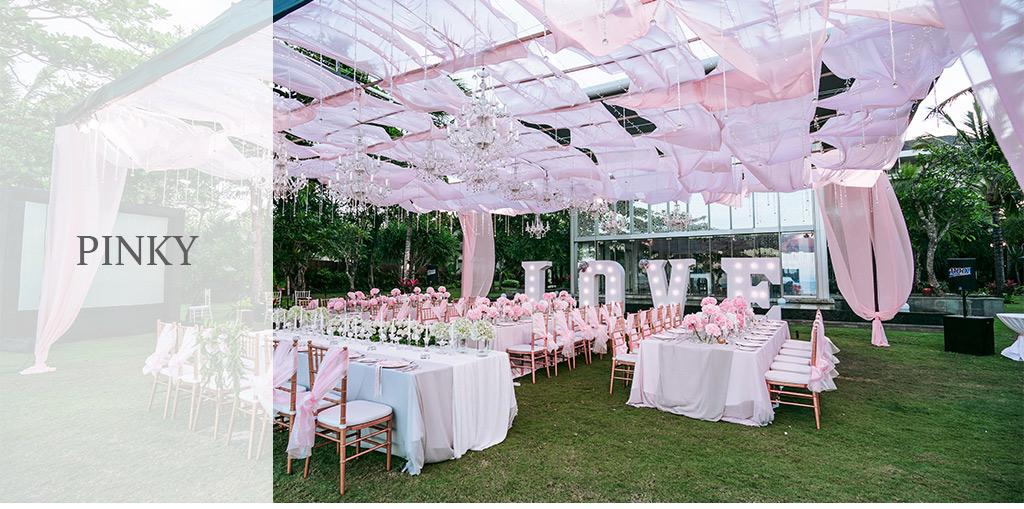 巴厘岛婚礼布置案例|海外婚礼定制中高端布置案例|巴厘岛婚礼布置定制案例