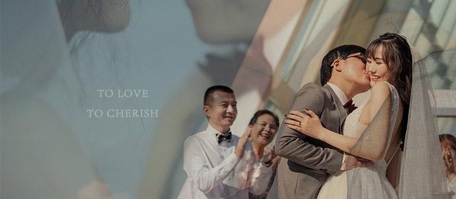 巴厘岛港丽无限教堂婚礼婚纱照
