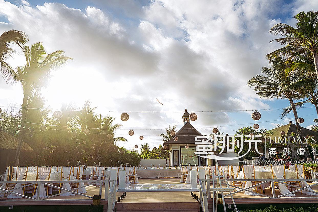 瑞吉酒店婚礼晚宴 - ST.REGIS WHITE