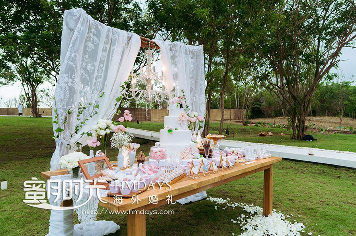 阿丽拉婚礼晚宴 - 白色轻奢
