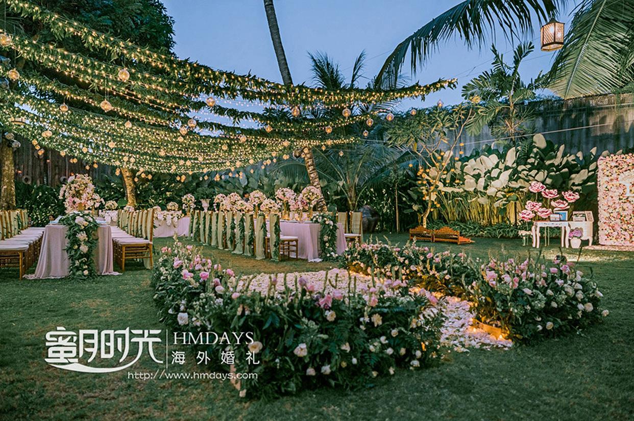 肉桂金巴兰婚礼晚宴 - FOREST SPRING II