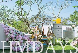 MOON DINNER+PARTY|海外婚礼定制中高端布置案例|巴厘岛婚礼布置定制案例