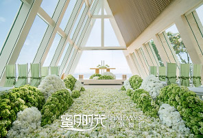 GREEN CLOUD|海外婚礼定制中高端布置案例|巴厘岛婚礼布置定制案例