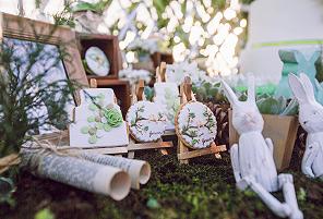 海神庙婚礼晚宴 - FOREST SWEET|海外婚礼布置案例|海外婚礼晚宴