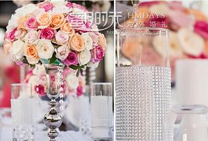 RITZ ROSE|海外婚礼定制中高端布置案例|巴厘岛婚礼布置定制案例