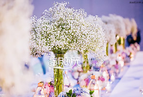 SAMABE BLUE|海外婚礼定制中高端布置案例|巴厘岛婚礼布置定制案例