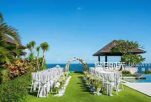 NEW MOON|海外婚礼定制中高端布置案例|巴厘岛婚礼布置定制案例