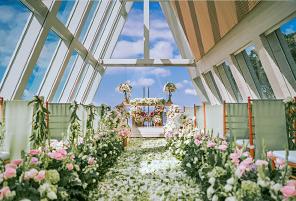 港丽酒店婚礼布置 - FOREST SPRING|海外婚礼布置案例|海外婚礼晚宴