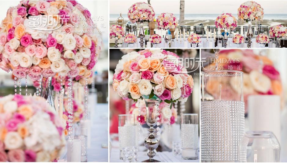 海外婚礼高端布置案例|海外婚礼定制中高端布置案例|巴厘岛婚礼布置定制案例