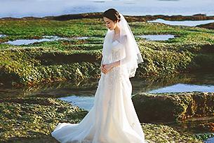 巴厘岛水之教堂婚礼客片(H+L)_海外婚礼