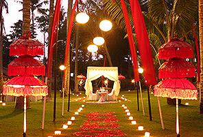KAYUJIMA|海外婚礼定制中高端布置案例|巴厘岛婚礼布置定制案例