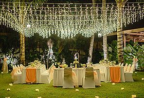 KAYUJIMB|海外婚礼定制中高端布置案例|巴厘岛婚礼布置定制案例