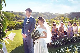 巴厘岛时光森林婚礼_海外婚礼