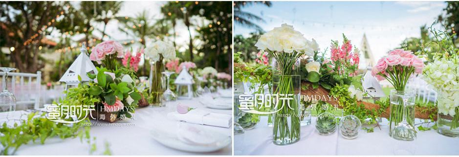 巴厘岛高端婚礼布置案例|森系婚礼|海外定制高端婚礼|海外婚礼定制中高端布置案例|巴厘岛婚礼布置定制案例