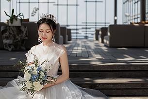 巴厘岛阿丽拉教堂婚礼_海外婚礼