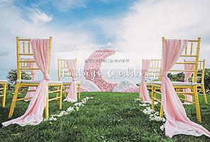 PANDAWA MOON|海外婚礼定制中高端布置案例|巴厘岛婚礼布置定制案例