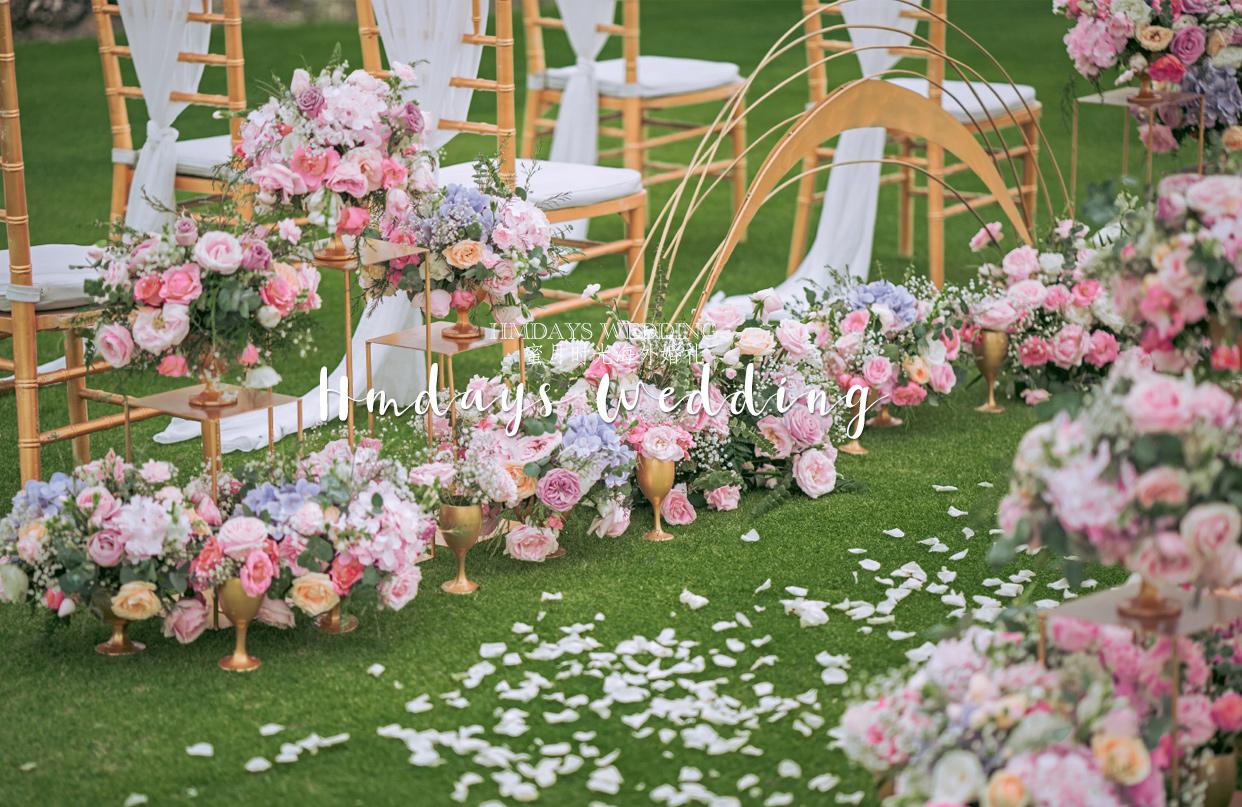 巴厘岛婚礼布置 海外婚礼布置 巴厘岛升级定制布置 海外升级定制布置